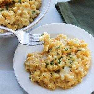 Zucchini Carrot Mac Cheese Recipe