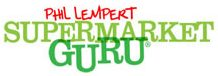 Phil Lempert Supermarket Guru Logo