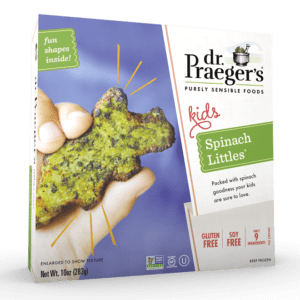 Dr. Praeger's Spinach Littles Package
