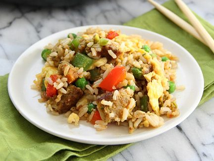 Dr Praegers Asian Fried Rice Recipe