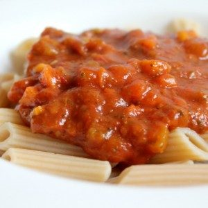 Dr Praegers Vegetarian Bolognese Sauce Recipe