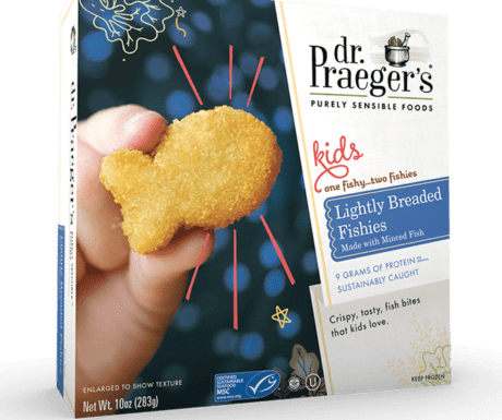 Product Image for Lightly Breaded Fishies – Made with Minced Fish above a title and link
