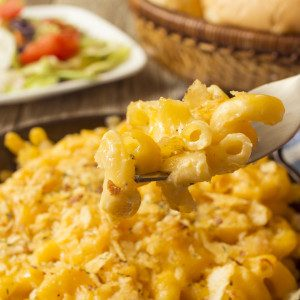 Sweet Potato Mac Cheese