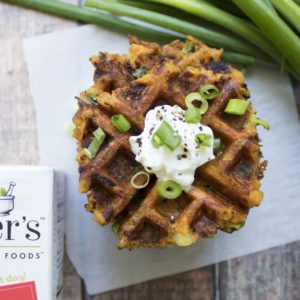 Dr. Praeger's Hash Brown Waffles
