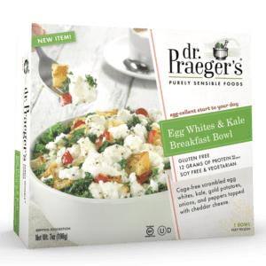 Egg Whites & Kale Breakfast Bowl