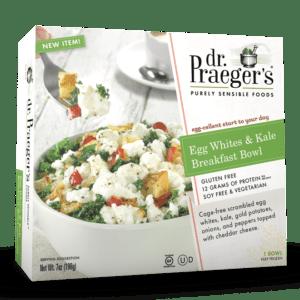 Egg Whites & Kale Breakfast Bowl
