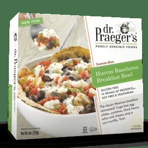 Huevos Rancheros Breakfast Bowl