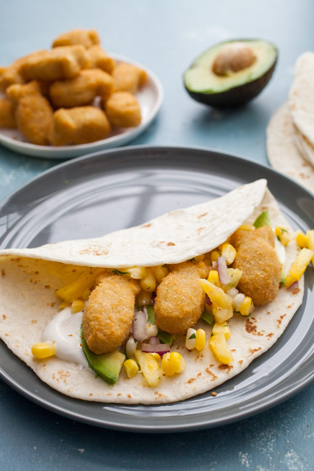 Kid friendly fish tacos dr praeger 39 s sensible foods for Kid friendly fish recipes