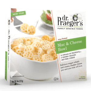 Dr. Praeger's Huevos Mac and Cheese Bowl Package