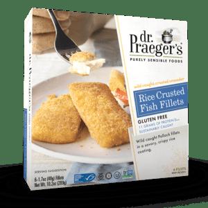 Products archive dr praeger 39 s sensible foods for Dr praeger s fish sticks