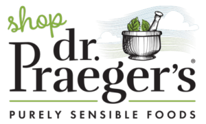 Shop Dr. Praeger's E-commerce Logo