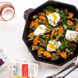 Dr. Praeger's Root Vegetable and Greens Breakfast Hash