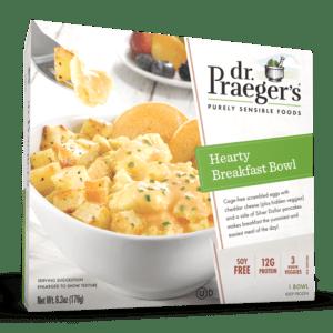 Dr. Praeger's Hearty Breakfast Bowl Package