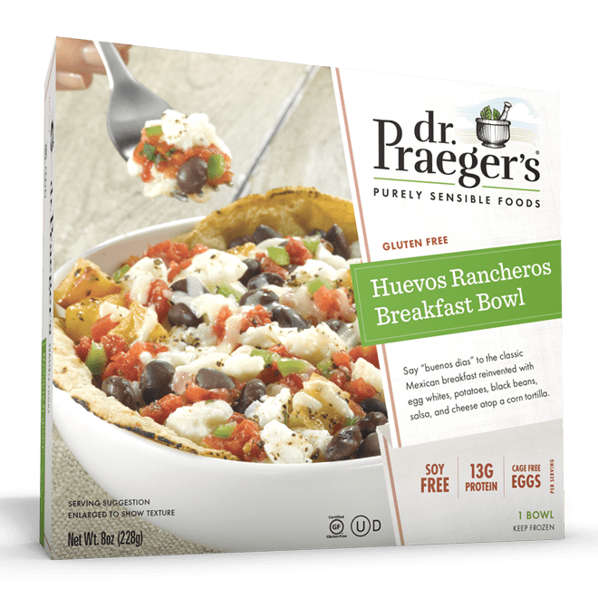 Dr. Praeger's Huevos Rancheros Breakfast Bowl Package