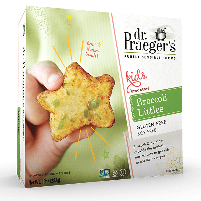 Image result for dr. praeger's potato stars