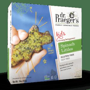 Dr. Praeger's Spinach Littles