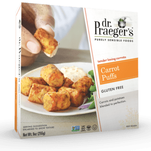 Dr. Praeger's Carrot Puffs