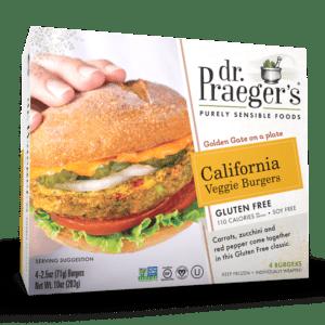 Dr. Praeger's California Gluten Free Veggie Burgers