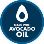 our frozen foods are made with avocado oil