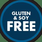 gluten free frozen food, soy-free frozen food icon