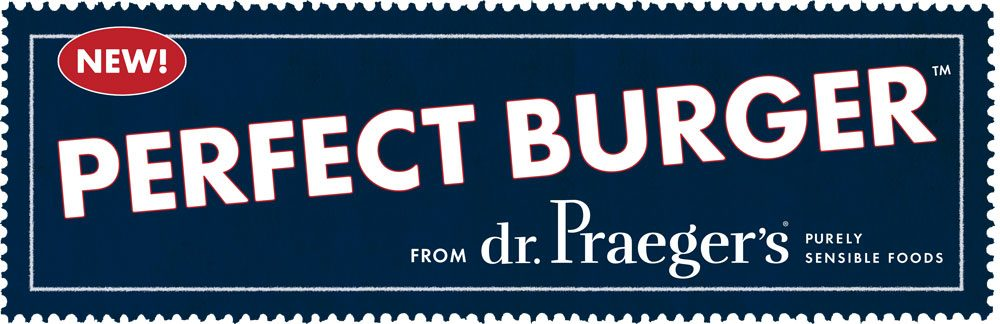 Dr.rRaeger's Perfect Burger Logo
