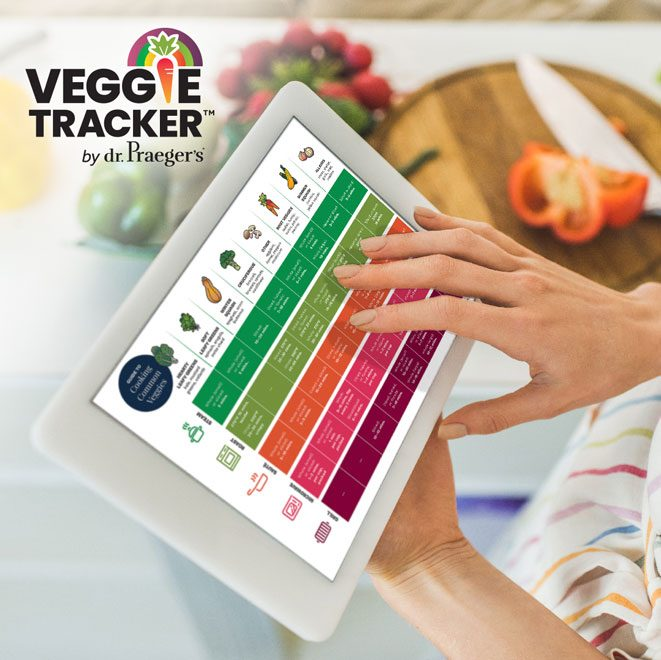 Veggie Tracker Category Image