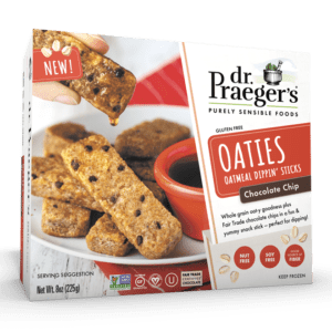 Dr. Praeger's Chocolate Chip Oaties Product Shot