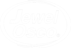 Jewel Osco Store Logo White