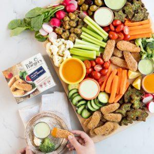 Super Veggie Party Platter