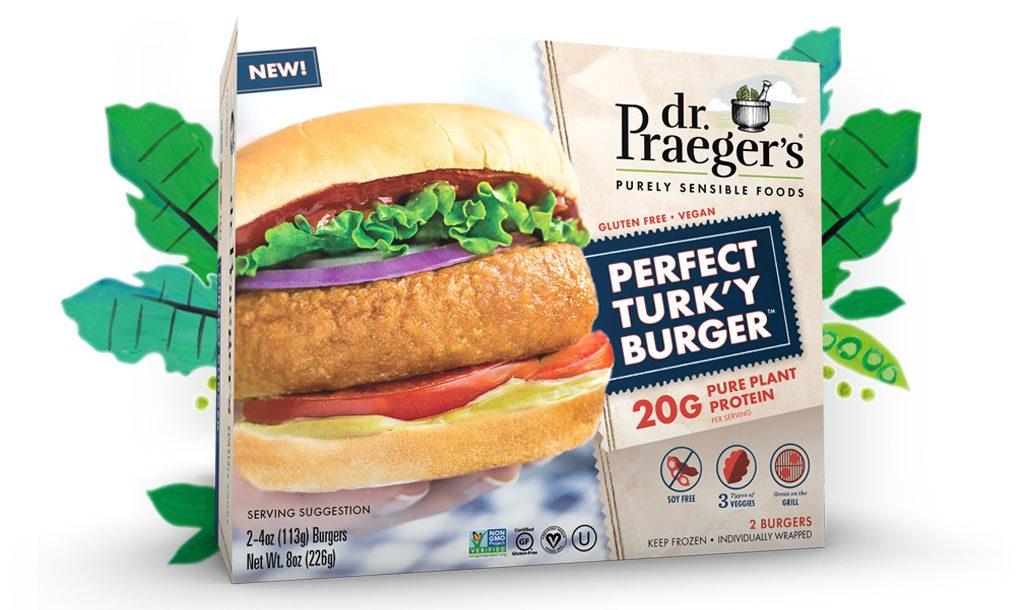 Dr. Praeger's Perfect Turk'y Burger PPP Carousel Image