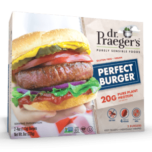 Dr. Praeger's Perfect Burgers Package Image