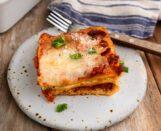 Dr. Praeger's Vegan Plant Based Lasagna Recipe Image