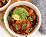 Dr. Praeger's Perfect Vegan Smoky Sweet Potato Chili Recipe Image