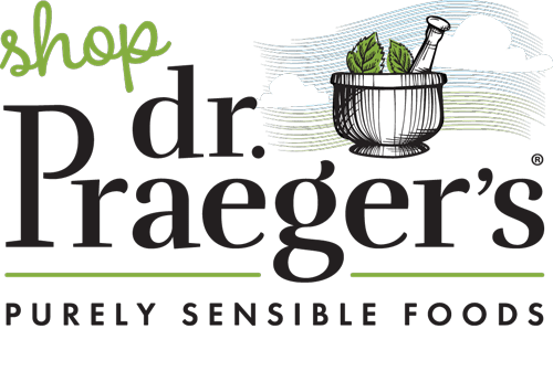 Shop Dr. Praeger's E-commerce Logo