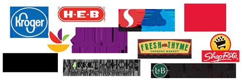 Perfect Turk'y Burger Retailer Logos