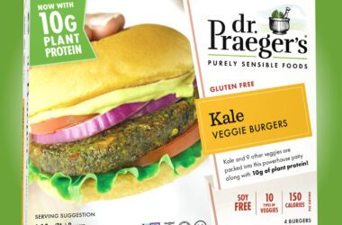 3 Reasons Our Veggie Burgers Pack a Nutritional Punch