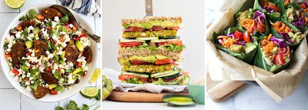 Dr. Praeger's FS Veggie Burgers Recipe Image