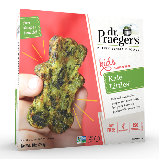 Dr. Praeger's Kale Littles Package