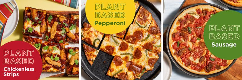 Dr. Praeger's trio of pizza toppings image