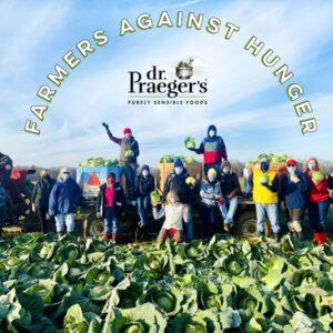 Dr. Praeger's Supports Famers Against Hunger Image